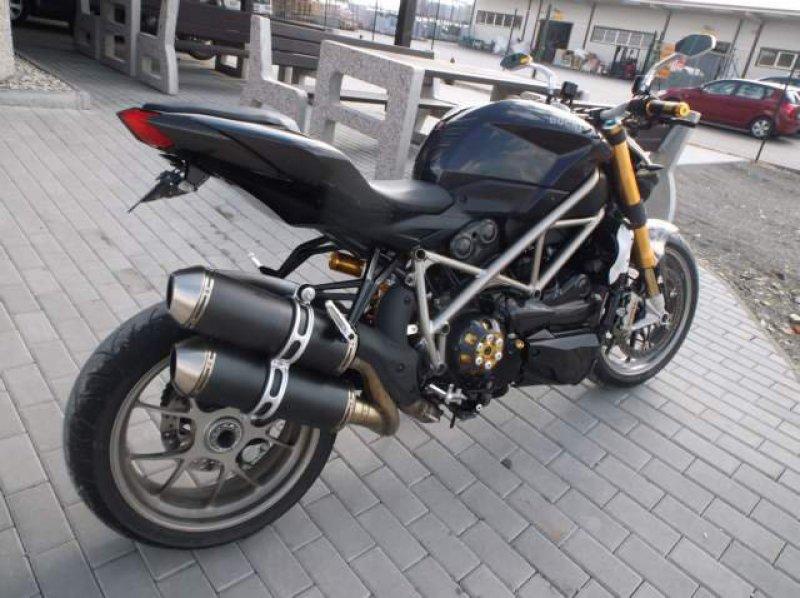 Ducati Streetfighter 1098 S bazar