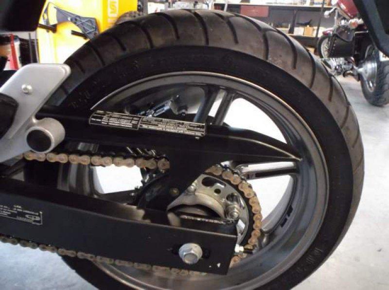 Honda CBF 500 bazar