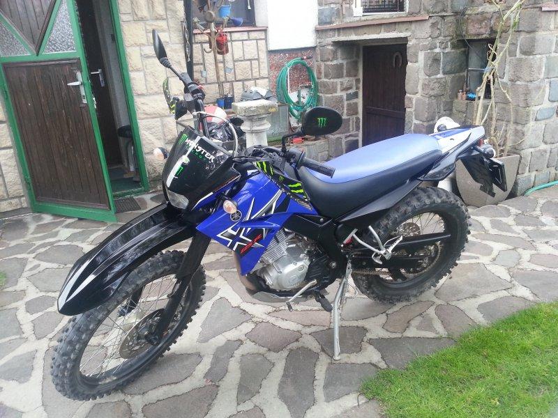 Yamaha XT 125 R bazar