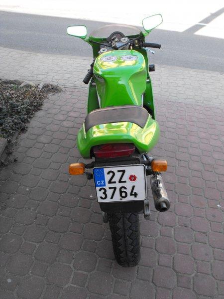 Gilera SP01 125 bazar