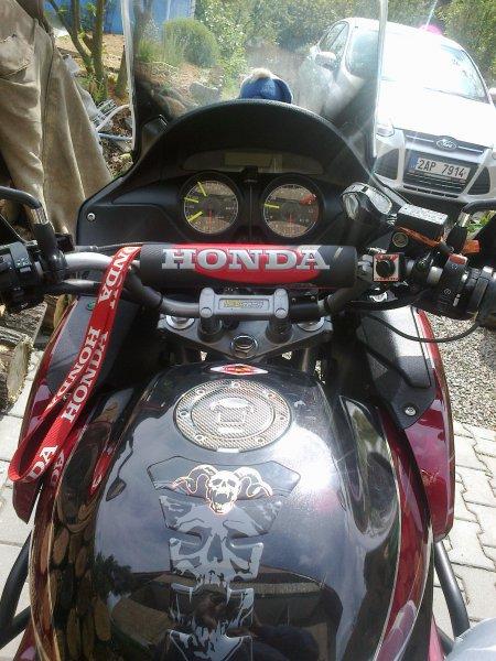 Honda XL 1000 Varadero bazar