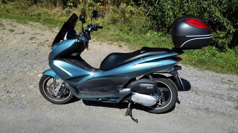 Honda PCX 125 bazar