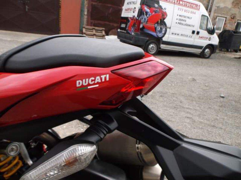 Ducati Streetfighter 848 bazar