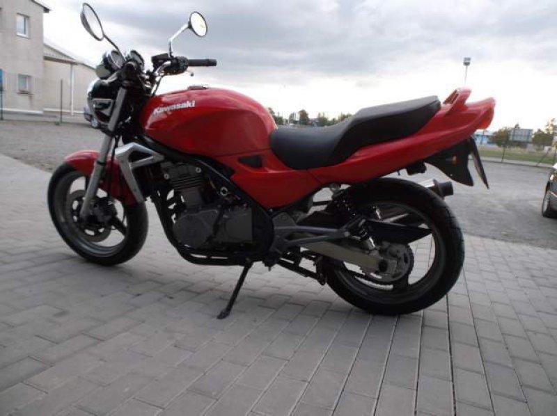 Kawasaki ER-5 bazar