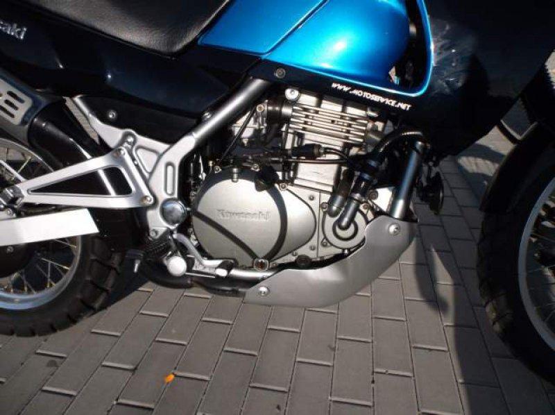 Kawasaki KLE 500 bazar