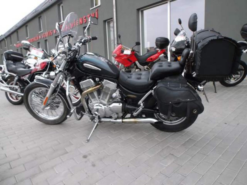 Suzuki VS 1400 Intruder bazar