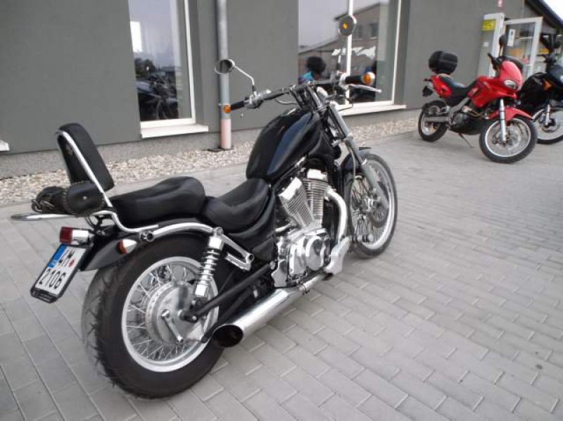 Suzuki VS 600 GL Intruder bazar