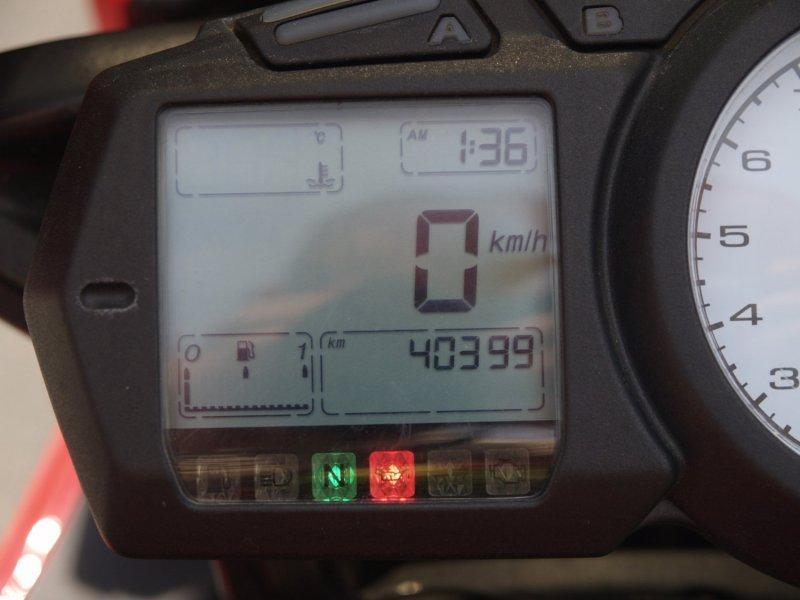 Ducati Multistrada 1100 bazar