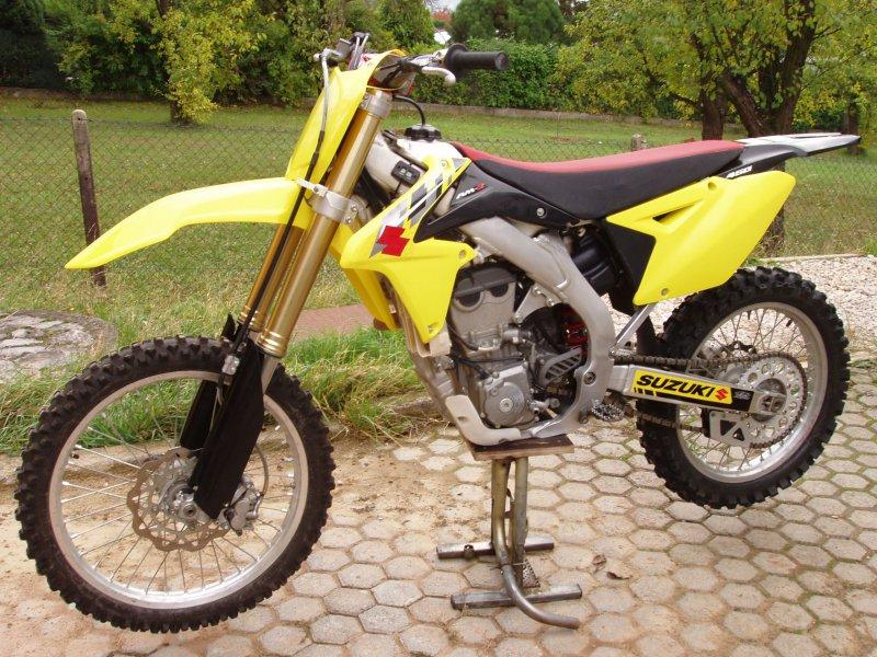 Suzuki RM-Z 450 bazar