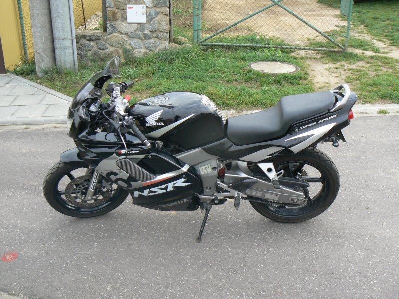 Honda NSR 125 R bazar