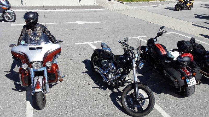 Harley Davidson FXCW Softail Rocker bazar