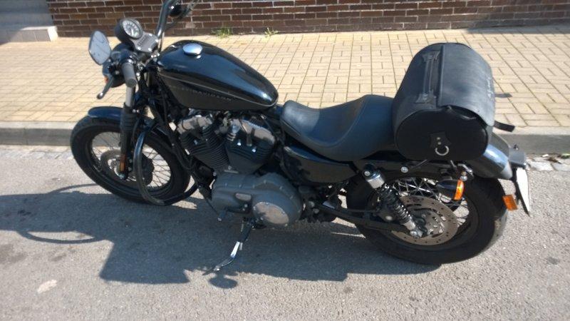 Harley Davidson XL 1200N Sportster 1200 Nightster bazar