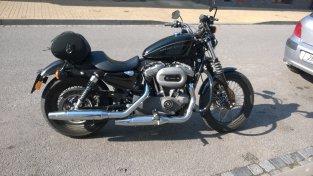 Harley Davidson XL 1200N Sportster 1200 Nightster