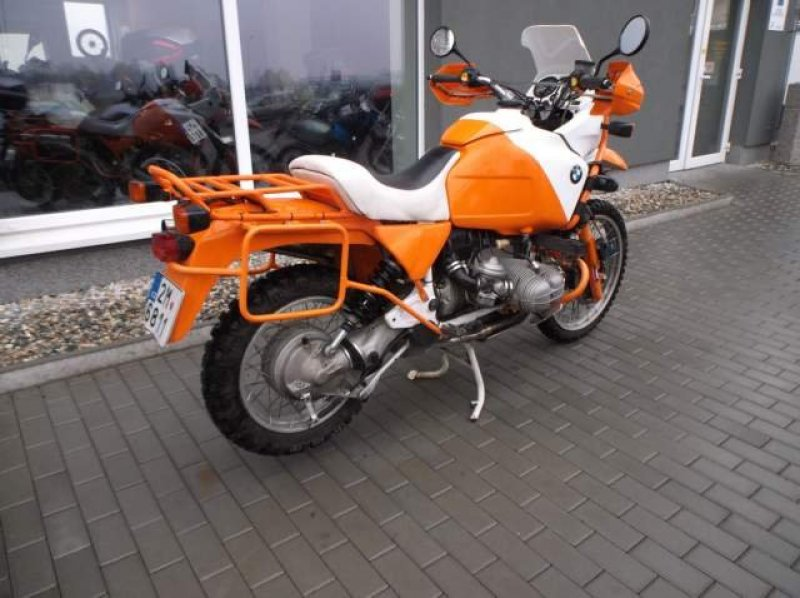 BMW R 100 GS bazar
