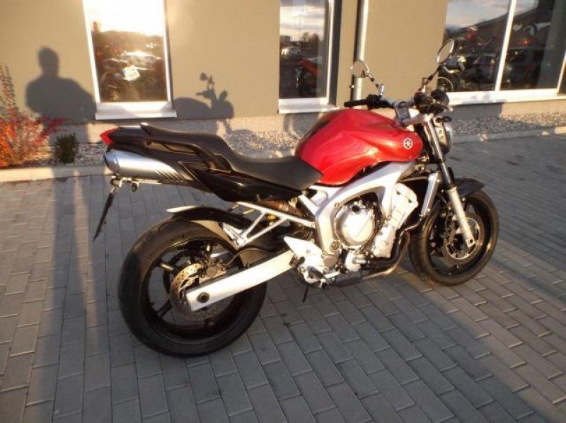 Yamaha FZ 6 N Fazer bazar