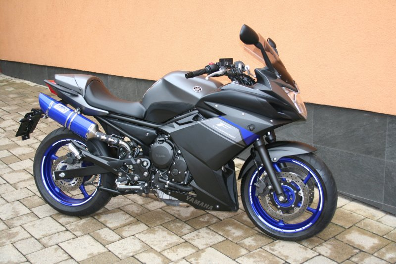 Yamaha XJ6S Diversion bazar