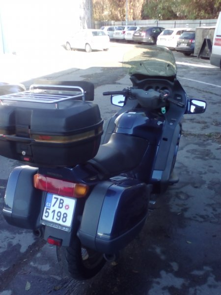 Honda ST 1100 Pan European bazar
