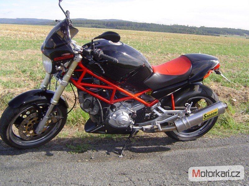 Ducati Monster 900 bazar