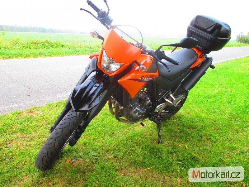 Yamaha XT 660 X Supermotard bazar