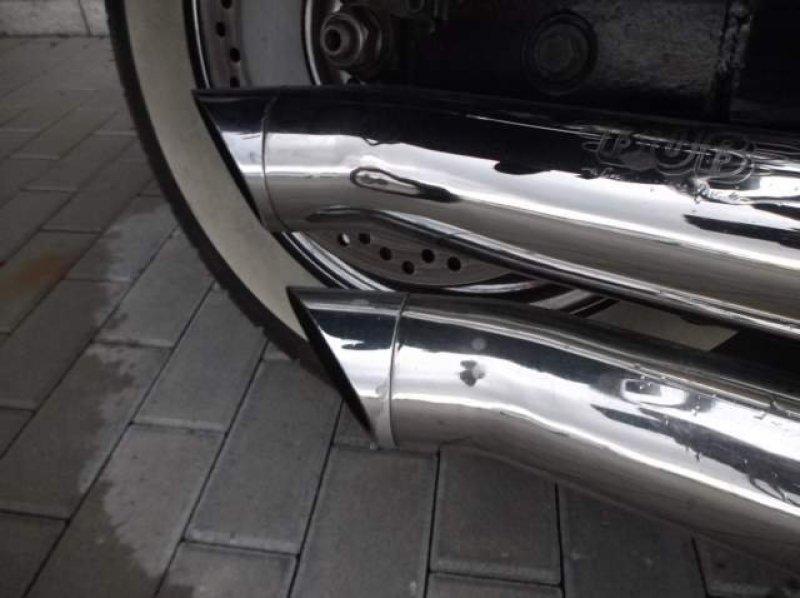 Honda VTX 1800 bazar