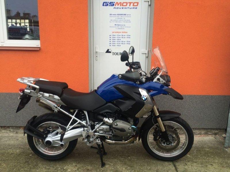 BMW R 1200 GS bazar
