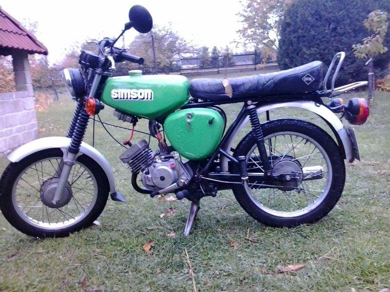 Simson S51 Elektronic bazar