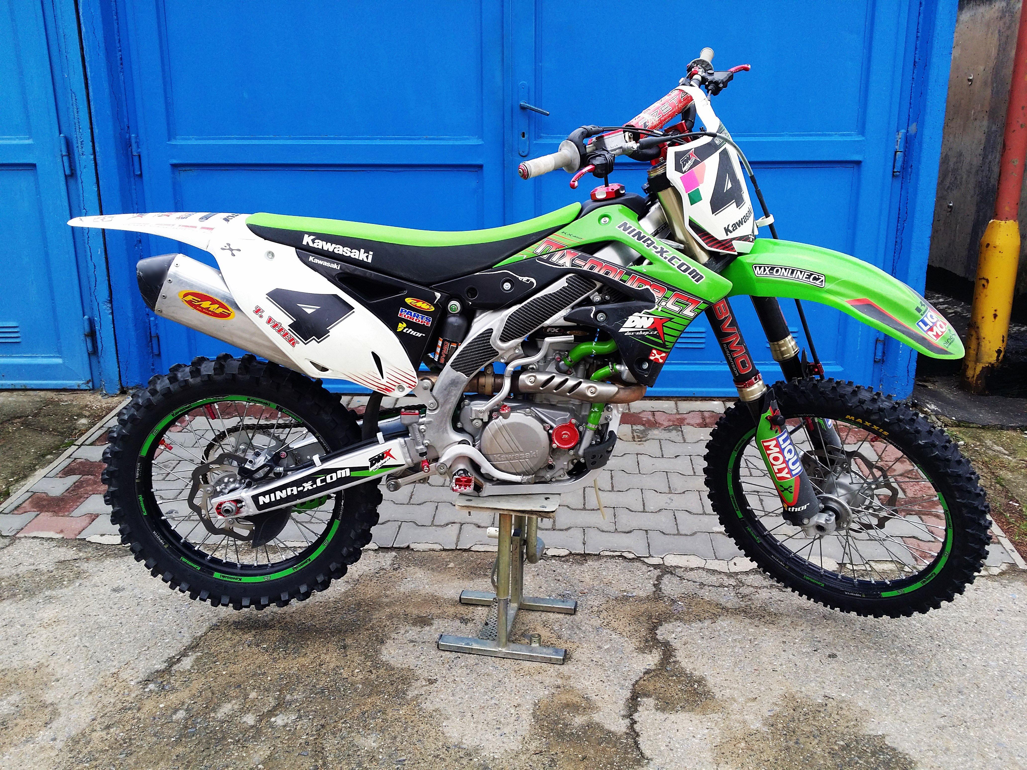 Kawasaki KX 450 F 450 cm³ 2016 - Vaasa - Motorcycle