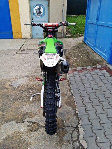 Kawasaki KX 450 F bazar