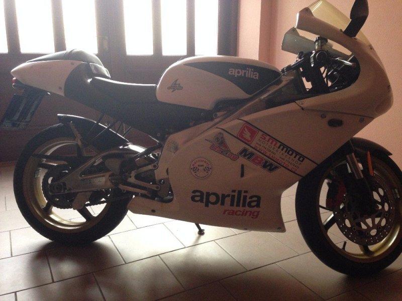 Aprilia RC 125 bazar