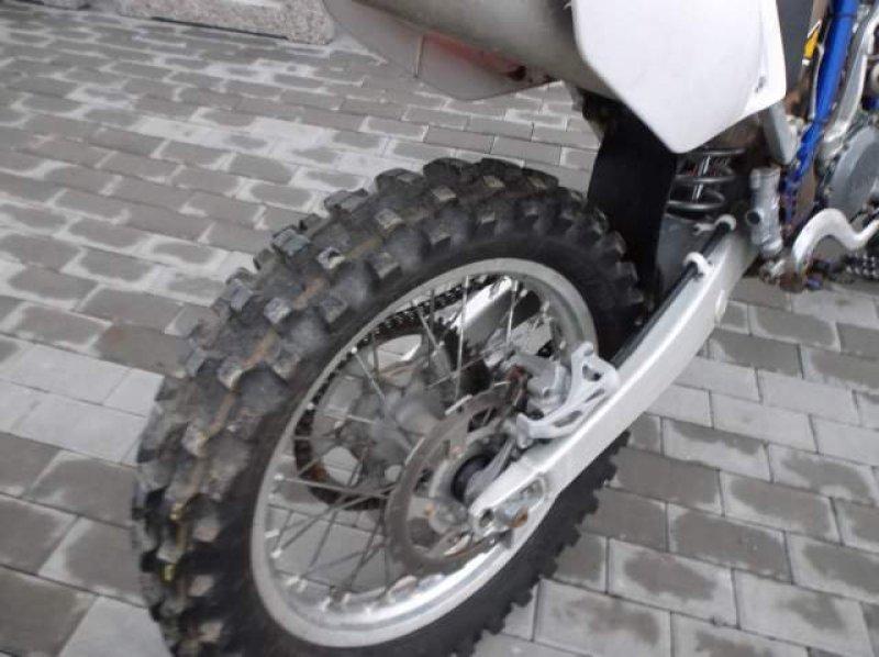 Yamaha WR 250 F bazar