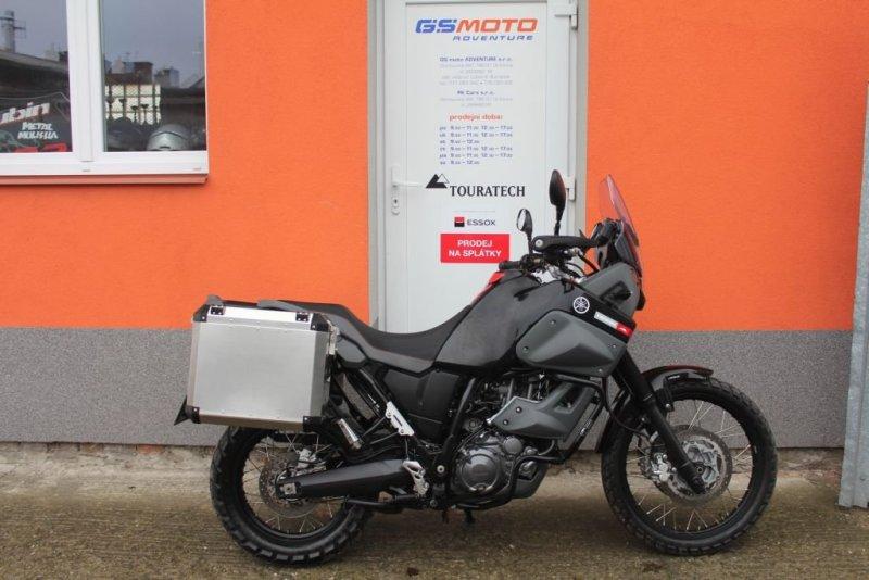 Yamaha XT 660 Ténéré bazar