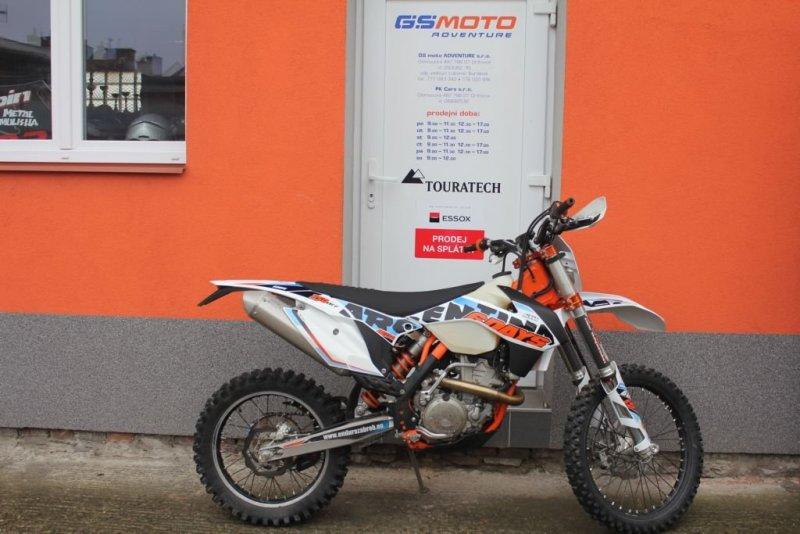 KTM 350 EXC-F bazar