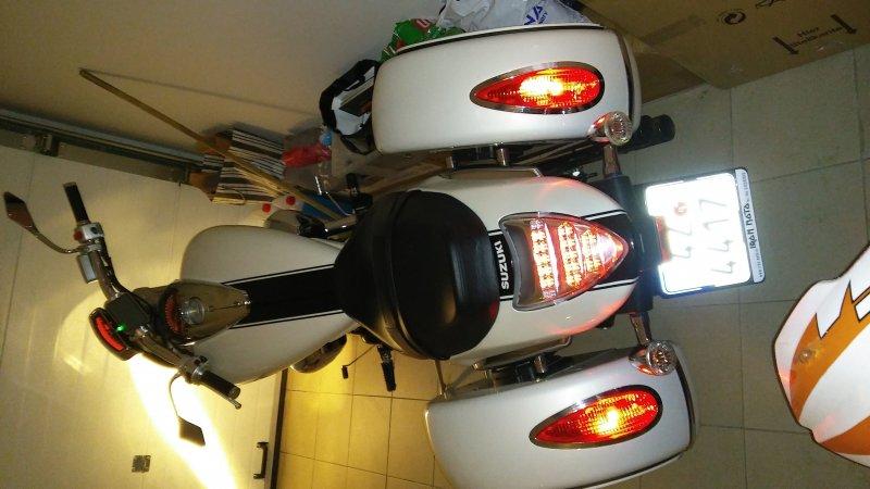 Suzuki Intruder M 1800 R bazar