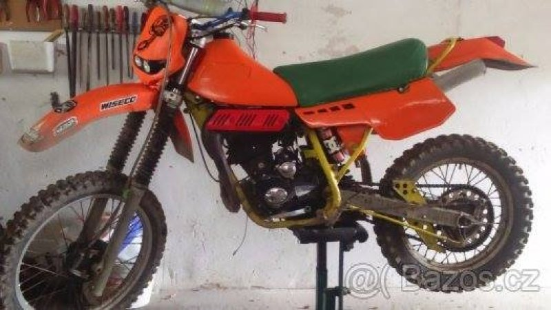 X-moto 125 bazar