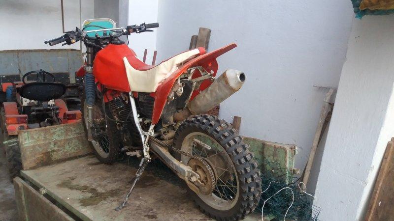 Honda XL 600 R bazar
