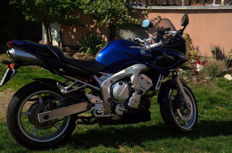 Yamaha FZ 6 S Fazer bazar