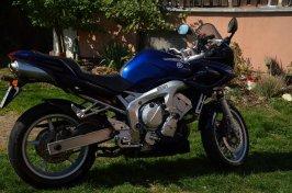 Yamaha FZ 6 S Fazer