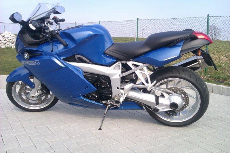 BMW K 1200 S bazar