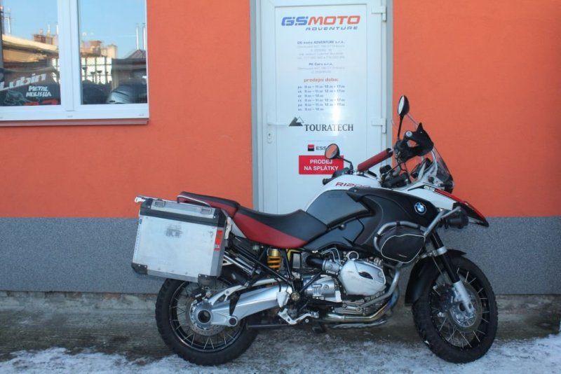 BMW R 1200 GS Adventure bazar