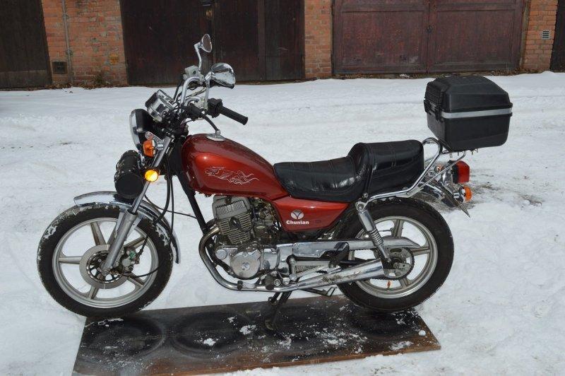 Chunlan CL125-3A bazar