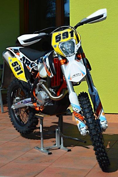 KTM 500 EXC bazar
