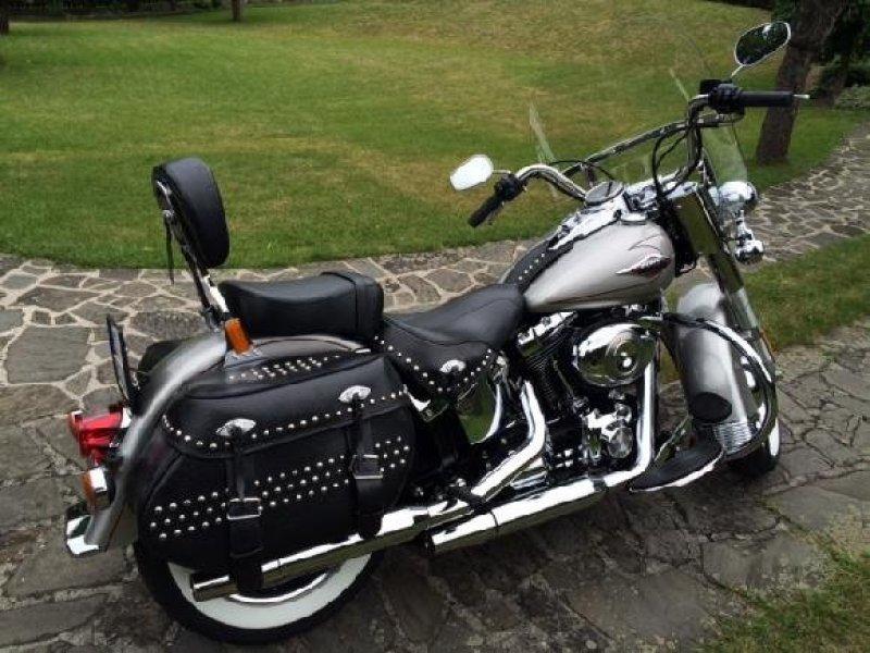 Harley Davidson FLSTC Heritage Softail Classic bazar