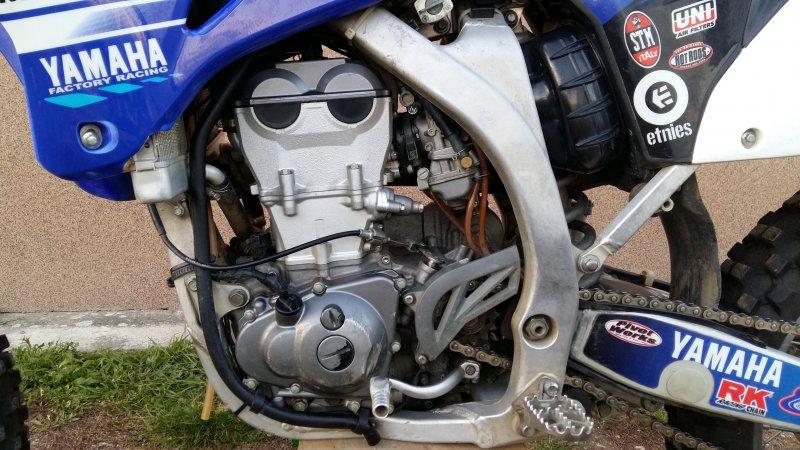 Yamaha YFZ 450 bazar