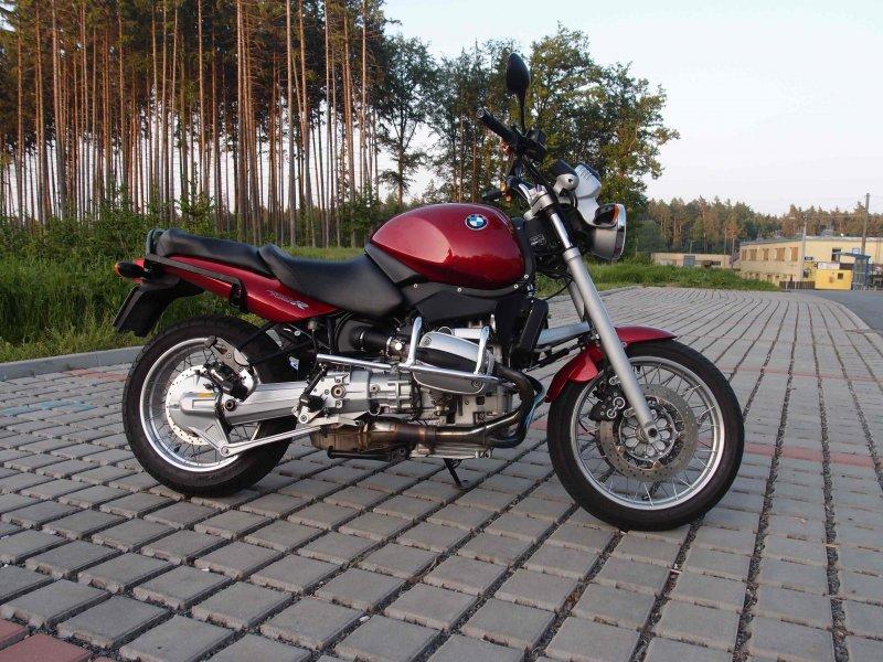 BMW R 1100 R bazar