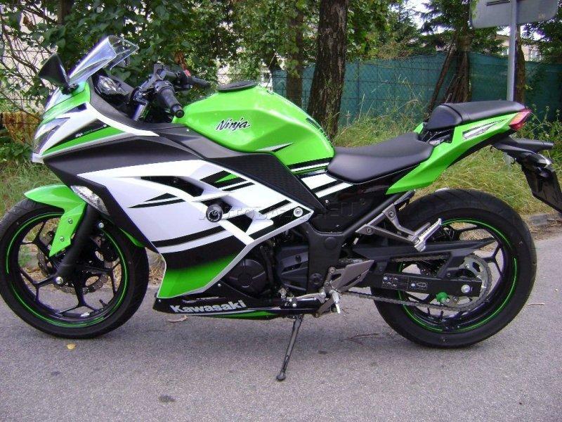 Kawasaki Ninja 300 bazar