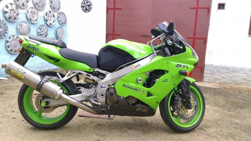 Kawasaki ZX-9R Ninja bazar