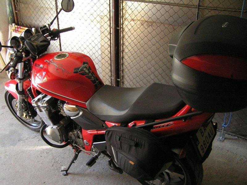 Suzuki GSF 600 N Bandit bazar