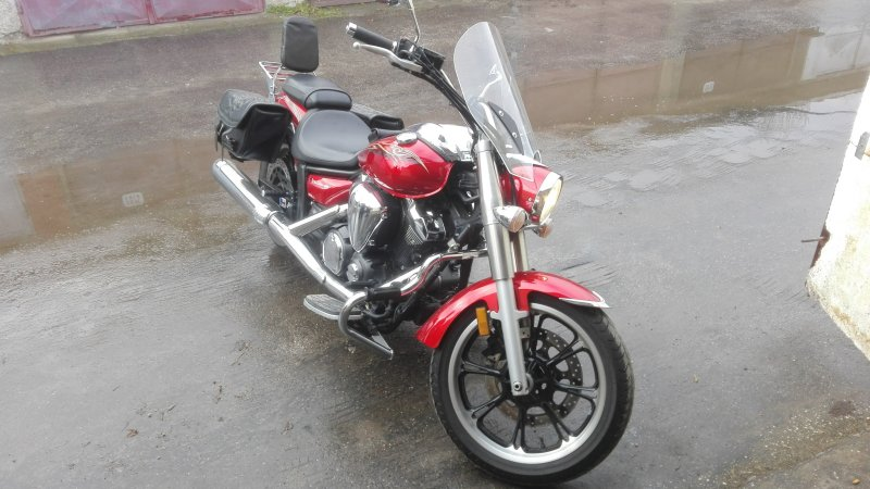 Yamaha XVS 950 A Midnight Star bazar