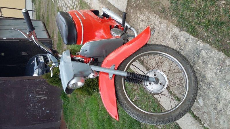 Jawa 50/21 bazar