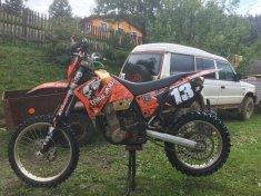 KTM 520 EXC Racing